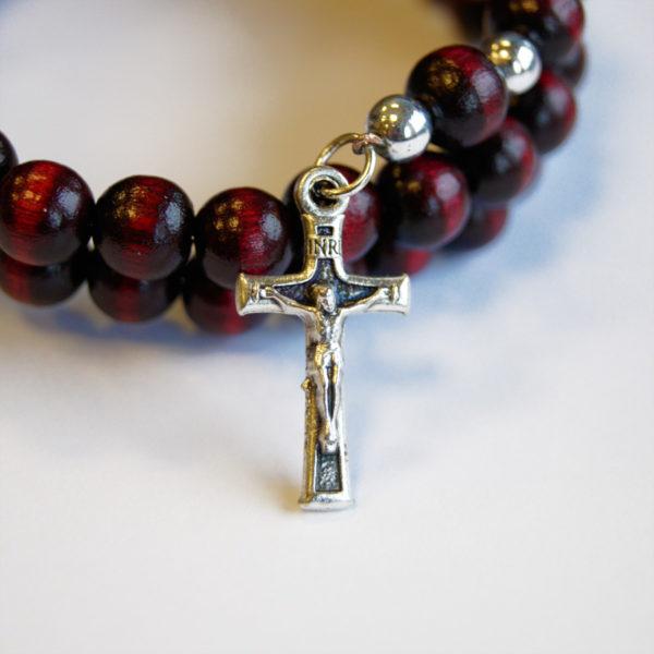 Bransoletka z Krzyżykiem