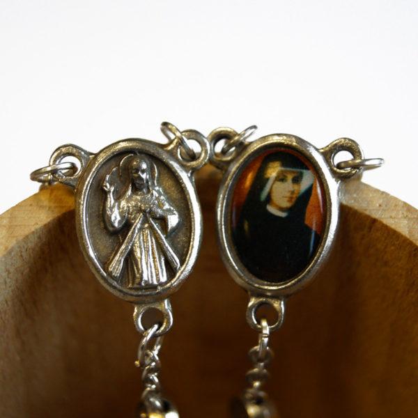 Jezus Miłosierny i Św. Faustyna Kowalska