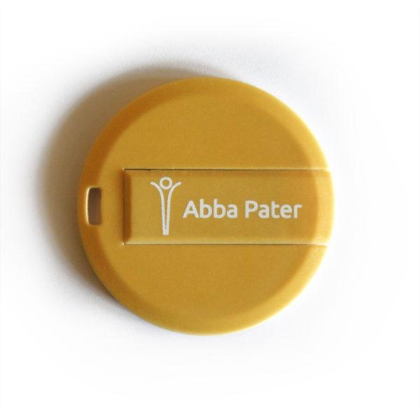 tył pendrive Abba Pater