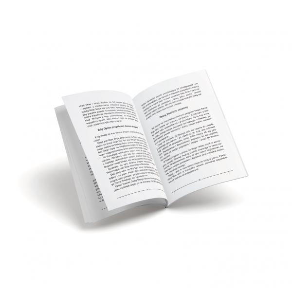 Książka Bóg Ojciec Mówi do Swoich Dzieci