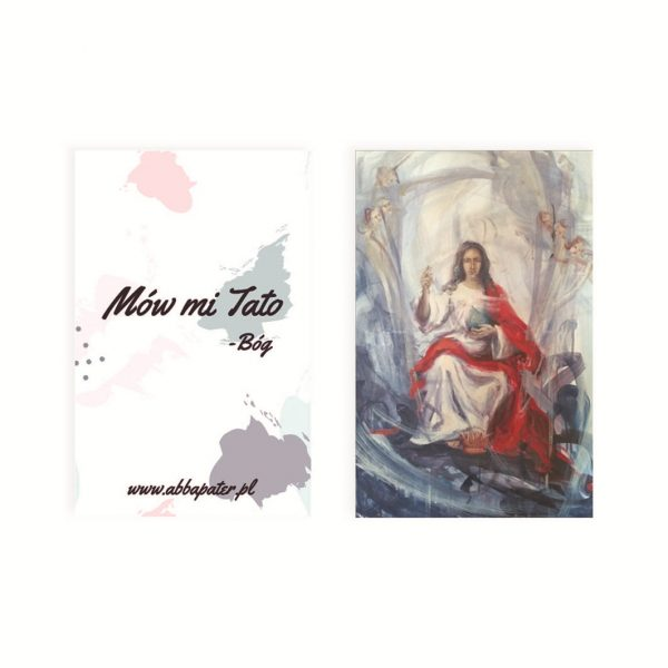 Obrazek z Bogiem Ojcem