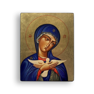 ikona_matka-boza-niosąca-ducha